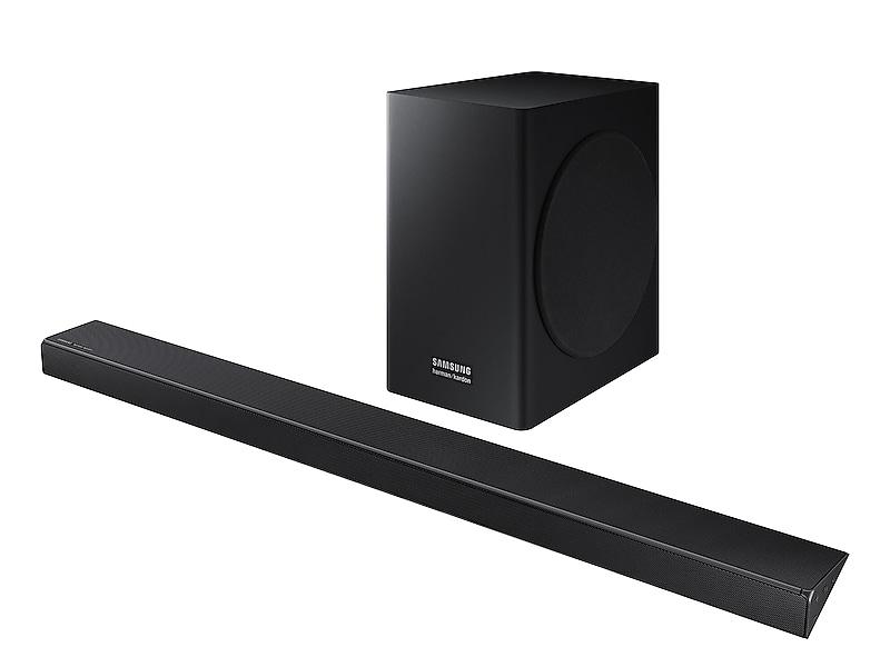 SamsungHw-Q60r Samsung Harman Kardon Soundbar With Samsung Acoustic Beam
