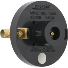 Pressure Balancing Tub and Shower Valve Only