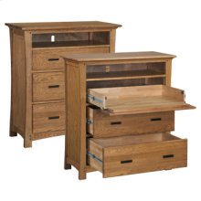 LSO Prairie City Multi Media Chest