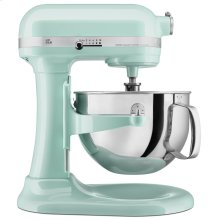 Professional 600 Series 6 Quart Bowl-Lift Stand Mixer - Ice