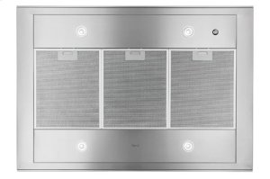 "Eclisse Island - 39-3/8"" x 27-5/8"" Stainless Steel Island Range Hood with iQ6 Blower System, 600 CFM"