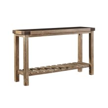 Bluestone Top Console