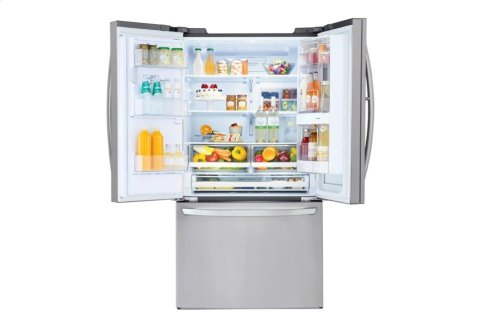 28 cu. ft. Smart wi-fi Enabled InstaView Door-in-Door® Refrigerator