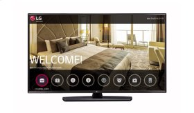 """43"""" Pro:centric Hospitality LED TV With Integrated Pro:idiom and B-lan - Lv570h Series"""