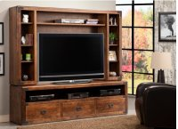 Saratoga HDTV Cabinet with Hutch 54'' TV Opening Product Image