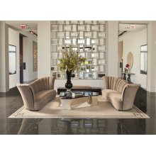 Christopher Guy Wool & Silk Collection Cgs10 Mediterranean Sand Rectangle Rug 9' X 12'
