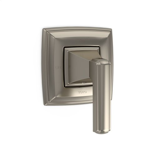 Connelly Volume Control Trim - Brushed Nickel