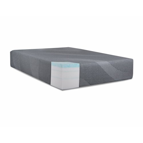 "Recharge 14"" Queen Mattress"
