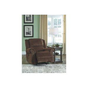 Ashley FurnitureSIGNATURE DESIGN BY ASHLEPWR Rocker REC/ADJ Headrest