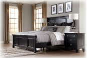 Greensburg - Black 3 Piece Bed Set (Queen)
