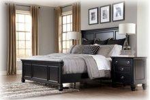 Greensburg - Black 3 Piece Bed Set (Queen)