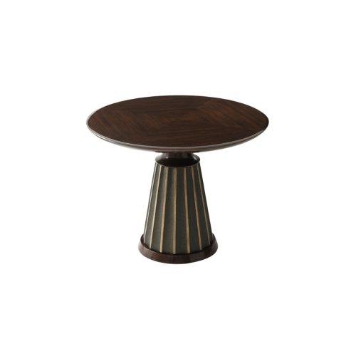 Walnut Hendrix Occasional Table I - Polished Walnut