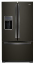 36-inch Wide French Door Refrigerator - 27 cu. ft. Product Image