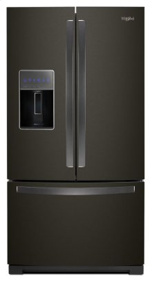 36-inch Wide French Door Refrigerator - 27 cu. ft.