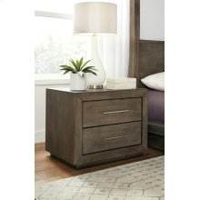 Melbourne Nightstand with USB