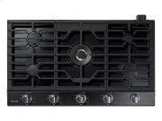 "36"" Gas Cooktop with 22K BTU Dual Power Burner (2016) Product Image"
