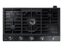 "36"" Gas Cooktop with 22K BTU Dual Power Burner (2016)"