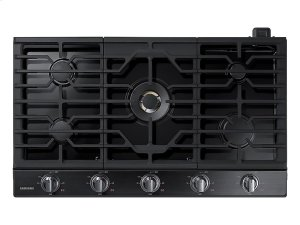 """36"""" Gas Cooktop with 22K BTU True Dual Power Burner (2018) Product Image"""