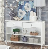 Console Table Beach White Product Image