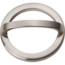 Tableau Round Base and Top 3 Inch - Brushed Nickel
