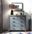 Anthology Aztec Blue Studded Chest Product Image
