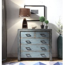Anthology Aztec Blue Studded Chest