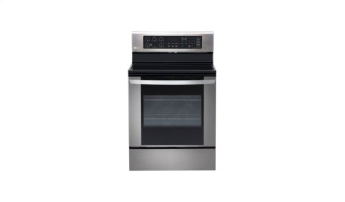 6.3 cu. ft. Single Oven Electric Range with EasyClean®