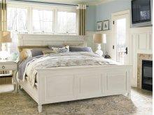 Panel Bed (Queen) - Cotton