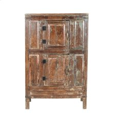 Rustic Wooden Cabinet