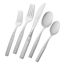 Henckels International Rapture 45-pc Flatware Set