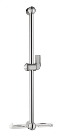 Chrome Unica E Wallbar, 24""