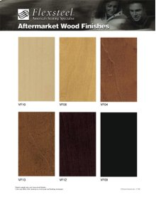 Vehicle Seating Wood Finish Page