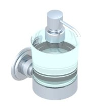 Wall Mounted Dispenser of Liquid Soap