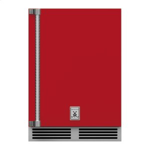 """Hestan24"""" Hestan Outdoor Undercounter Refrigerator (Solid Door) - GRSR Series - Matador"""