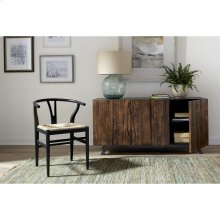Maverick - Entertainment Console - Rustic Saal Finish
