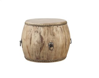 Light Oak Drum