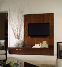 Media Low Console Product Image