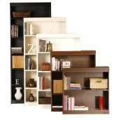 "Promo 55"" Open Bookcase"