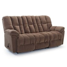 LUCAS COLL. Space Saver Reclining Sofa