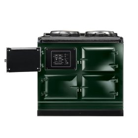 British Racing Green AGA Total Control Range Cooker TC3 Simply a Better Way to Cook