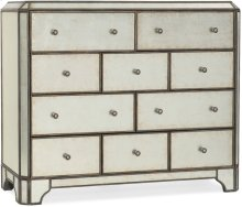 Arabella Ten-Drawer Bureau