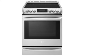 6.3 cu. ft. Induction Slide-in Range with ProBake Convection® and EasyClean®