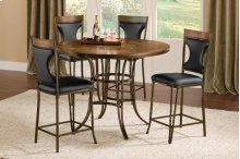 Westwind Pub : Westwind Metal Scroll Counter Table
