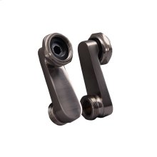 Swivel Arm Connectors for Deck Mount Faucet - Brushed Nickel