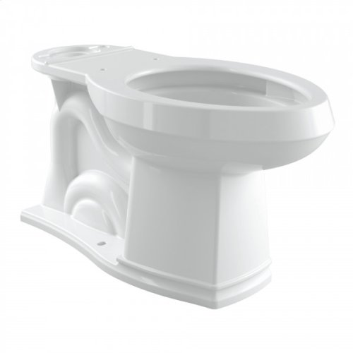 PERRIN & ROWE CLOSE COUPLED WATER CLOSET TOILET PAN OR BOWL FOR 1.28 GPF FLUSH VICTORIAN AND DECO TOILETS