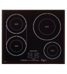 KitchenAid® 24-Inch, 4-Element Induction Cooktop - Black Product Image