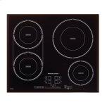 KitchenAid® 24-Inch, 4-Element Induction Cooktop - Black