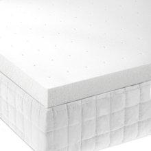 "2"" Memory Foam Mattress Topper - King"