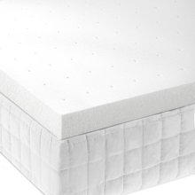 "2"" Memory Foam Mattress Topper - Queen"