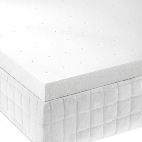 "2"" Memory Foam Mattress Topper - Cal King"